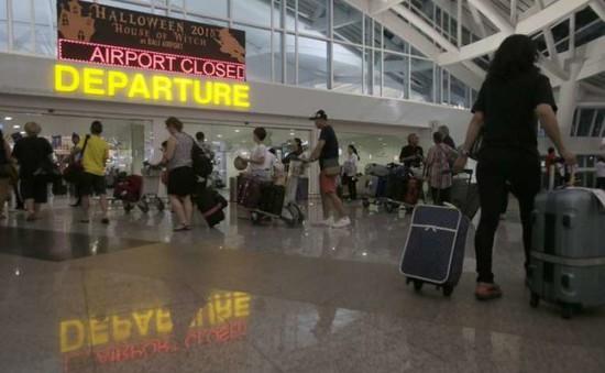 Indonesia đóng cửa sân bay quốc tế ở Bali do núi lửa phun trào