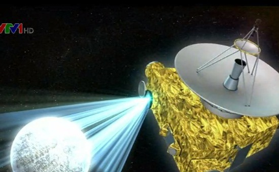 Hình ảnh mới nhất về bình nguyên băng trên Sao Diêm Vương