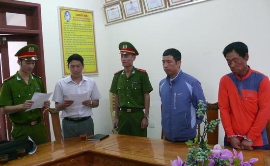 Vụ sập giàn giáo ởFormosa: Bắt tạm giam 2 người Hàn Quốc