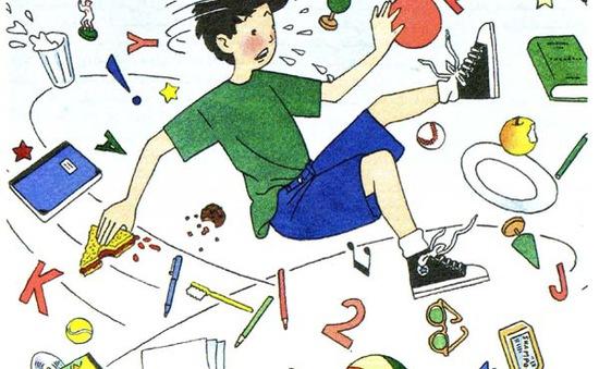 Nhận biết và khắc phục chứng tăng động giảm chú ý ở trẻ