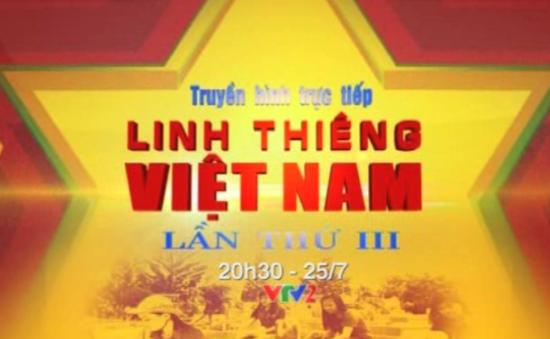 THTT chương trình Linh thiêng Việt Nam (20h30, VTV2)