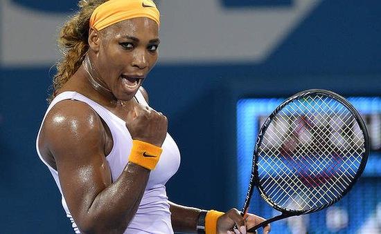 Serena tự tin chinh phục US Open thứ 4 liên tiếp