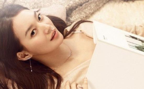 """Shin Min Ah """"hút hồn"""" với vẻ đẹp cao sang"""