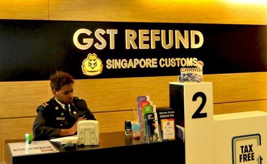 Làm thế nào để hoàn thuế khi shopping ở Singapore?