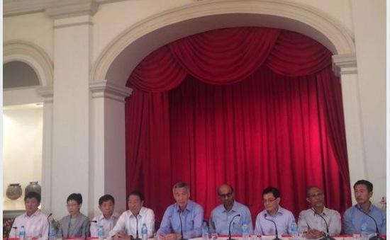 Singapore công bố nội các mới