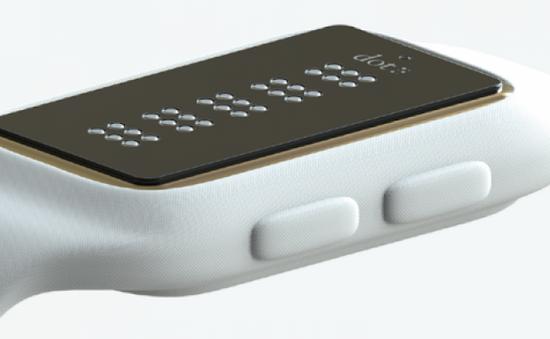 Đồng hồ thông minh cho người khiếm thị sẽ có mặt vào cuối năm nay?