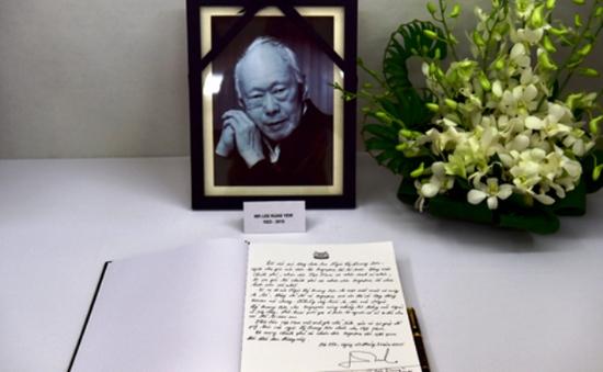 Thủ tướng Nguyễn Tấn Dũng dự lễ tang Ngài Lý Quang Diệu