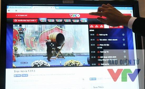 VTV News thông báo mời chào hàng cạnh tranh