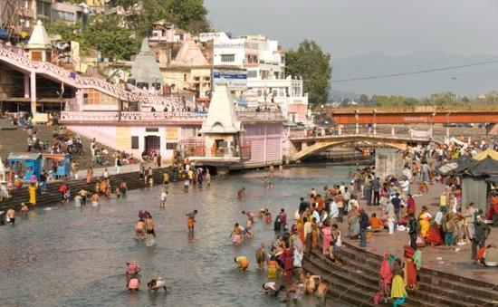 Israel đề nghị giúp Ấn Độ cải tạo sông Hằng