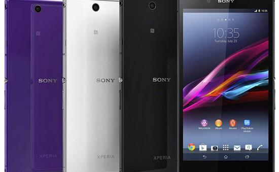 5 smartphone phổ biến nhất của Sony