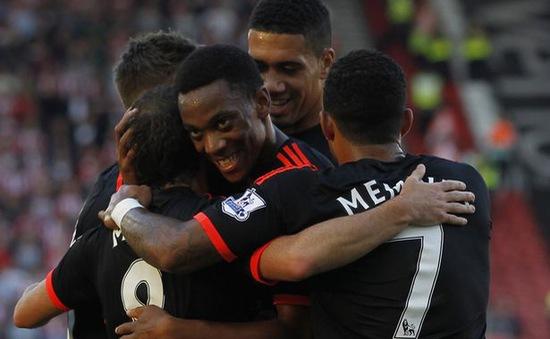 Man Utd thắng Southampton nhờ trình diễn tiki taka?