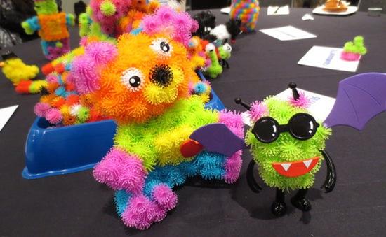 Mỹ cảnh báo tác hại của đồ chơi Bunchems