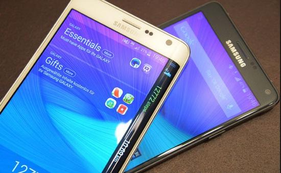 Samsung: Smartphone mới sẽ mỏng hơn, sang trọng hơn