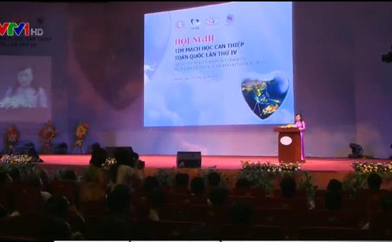 Hơn 3.000 bác sĩ tham dự Hội nghị can thiệp tim mạch toàn quốc