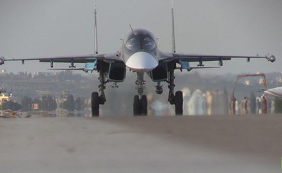 Chiến đấu cơ Thổ Nhĩ Kỳ chặn tiêm kích Nga xâm phạm không phận