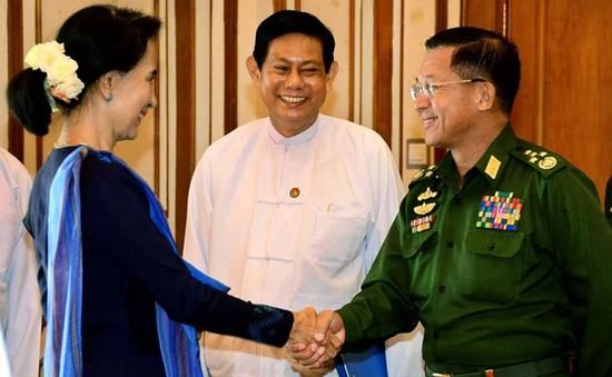Bầu cử Myanmar: Quân đội cam kết phối hợp với chính phủ mới