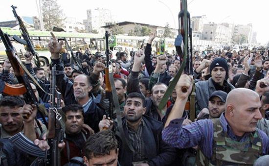 Quan chức Nga đến Syria thảo luận chống khủng bố