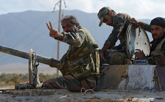 Syria giành lại căn cứ không quân trọng yếu gần Damascus