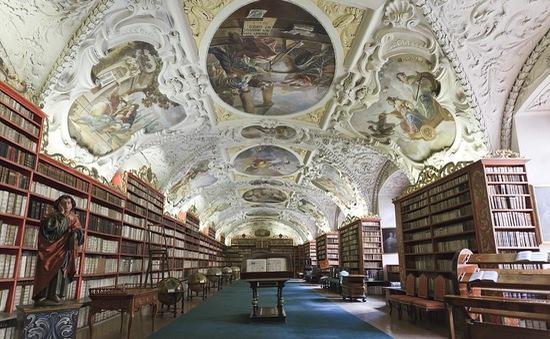 Sững sờ trước những thư viện đẹp hơn cả khách sạn 5 sao
