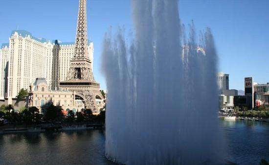 Phạt hàng trăm USD nếu lãng phí nước tại Las Vegas, Mỹ