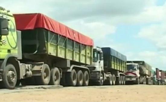 Tắc đường gần 60 tiếng tại Kenya