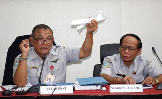 Cơ phó điều khiển máy bay khi QZ8501 gặp nạn