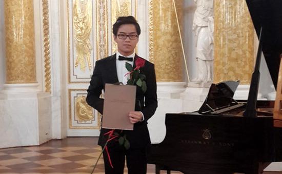 Nguyễn Việt Trung - Tài năng âm nhạc trẻ tại Ba Lan