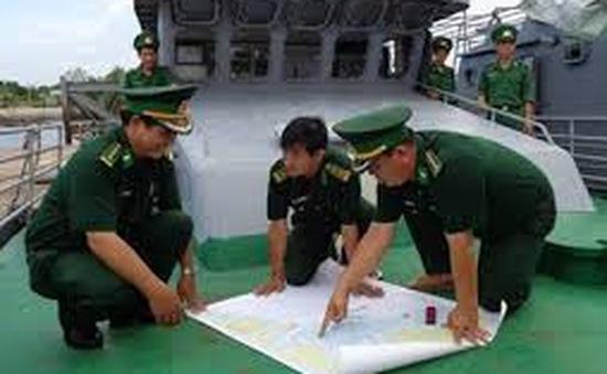 Hải đội 2 biên phòng Hải Phòng: Bảo vệ bình yên vùng biển