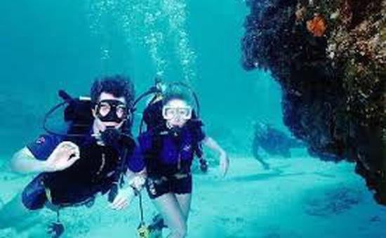 Lễ hội Cozumel Scuba thu hút dân 'nghiền' du lịch