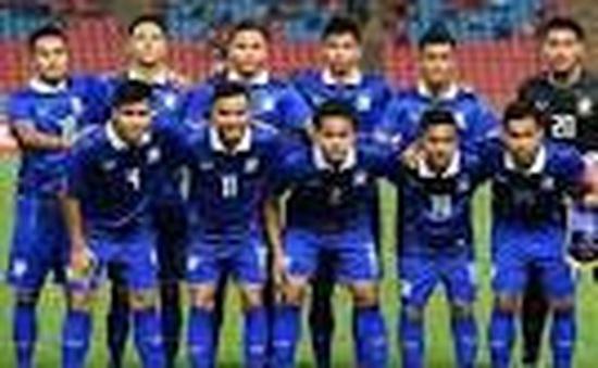 Thái Lan chốt danh sách tham dự vòng chung kết U23 châu Á