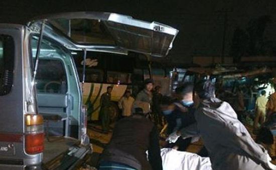 TNGT tại Bình Thuận: Huy động tối đa lực lượng y, bác sĩ cấp cứu nạn nhân