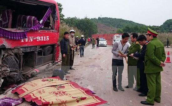 24 người chết vì tai nạn giao thông trong ngày thứ hai nghỉ Tết