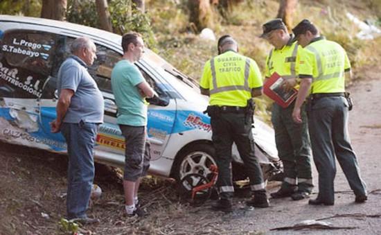 Tai nạn đua xe tại Tây Ban Nha, ít nhất 6 người thiệt mạng