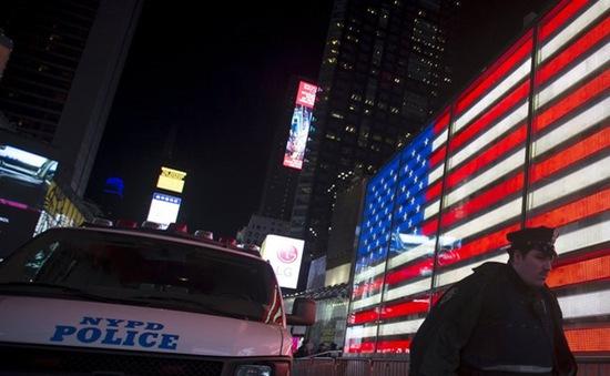 New York tăng cường an ninh sau vụ khủng bố tại Paris