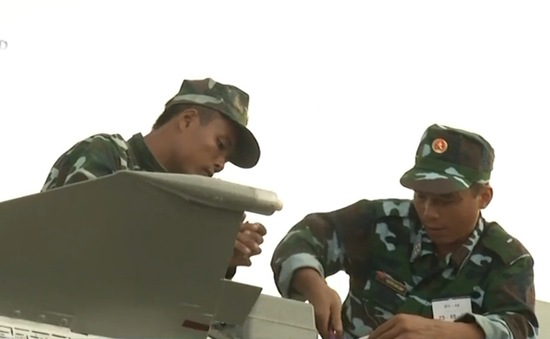Đề xuất tăng lương cho quân nhân đang tại ngũ