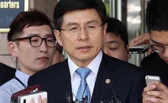 Tân Thủ tướng Hàn Quốc nhậm chức