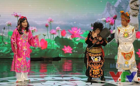"""Táo quân 2015: Thiên Lôi mới và Thiên Lôi cũ """"đọ sắc"""""""