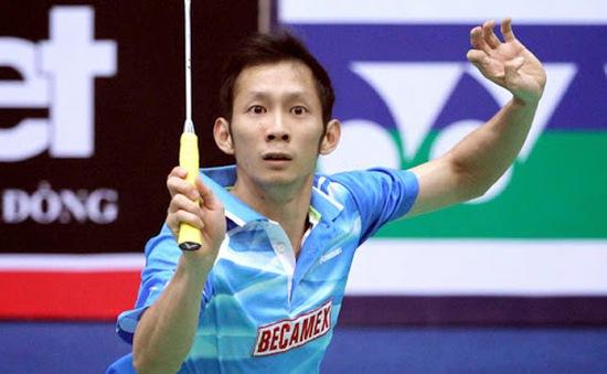 Tiến Minh khởi đầu thuận lợi ở giải cầu lông quốc tế Mỹ