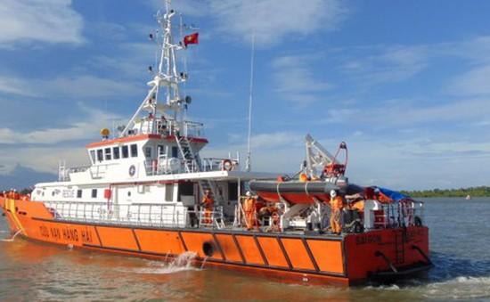 2 ngư dân trôi dạt trên biển đã được đưa về Vũng Tàu