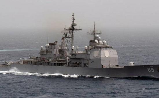 NATO bắt đầu tập trận hải quân ở Biển Đen