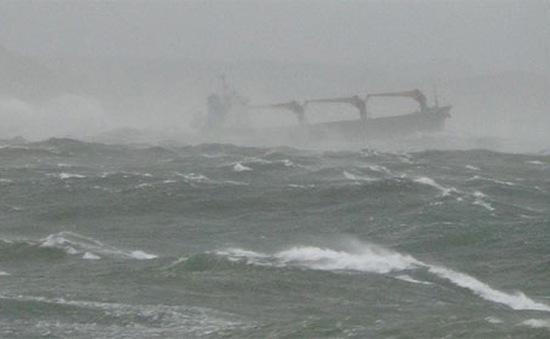 Chìm tàu tại Thanh Hóa: Vẫn còn 4 ngư dân mất tích