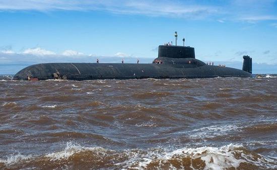 Truyền thông phương Tây: Nga đưa tàu ngầm trang bị tên lửa hạt nhân tới Syria