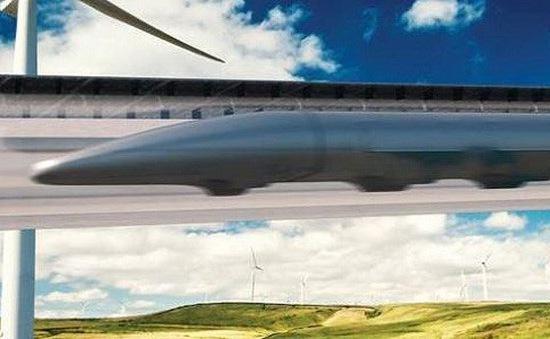 Mỹ sẽ thử nghiệm tàu siêu tốc đạt tốc độ 1.100 km/h