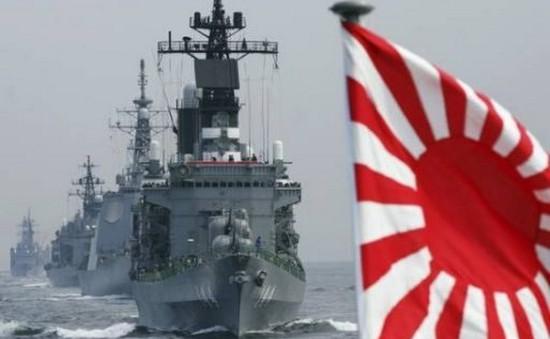 Nhật Bản đưa vào hoạt động tàu khu trục chở trực thăng lớn nhất