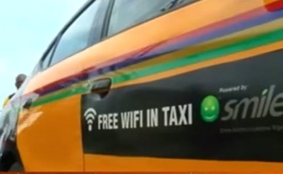Nigeria: Triển khai dịch vụ wifi miễn phí trên xe taxi