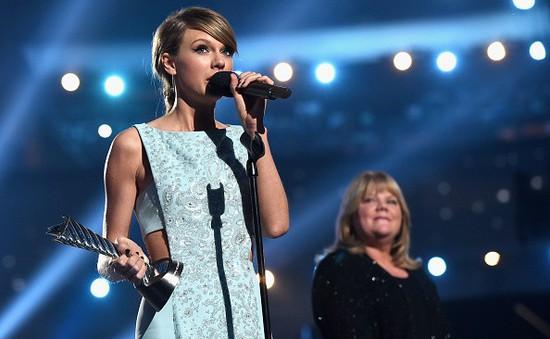 Taylor Swift từng khóc vì trượt giải Grammy