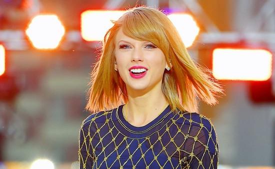 """Frozen bất ngờ bị Taylor Swift """"vượt mặt"""""""