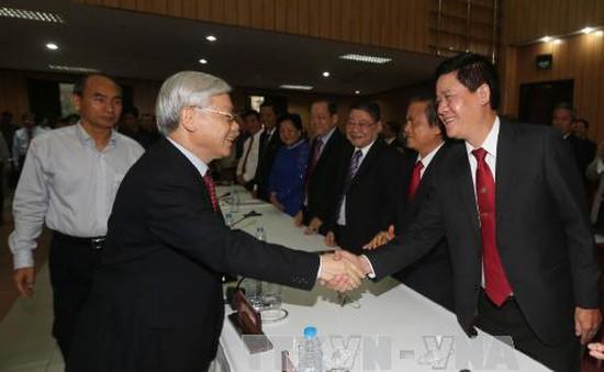 Đảng, Nhà nước luôn tạo điều kiện cho doanh nhân, doanh nghiệp phát triển