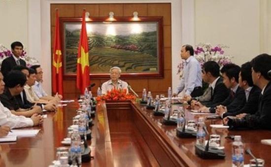 Tổng Bí thư trả lời phỏng vấn báo chí trước chuyến thăm Nhật Bản