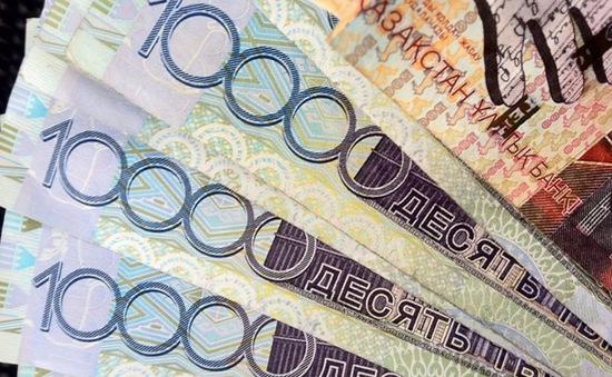 Kazakhstan thả nổi tỷ giá đồng nội tệ